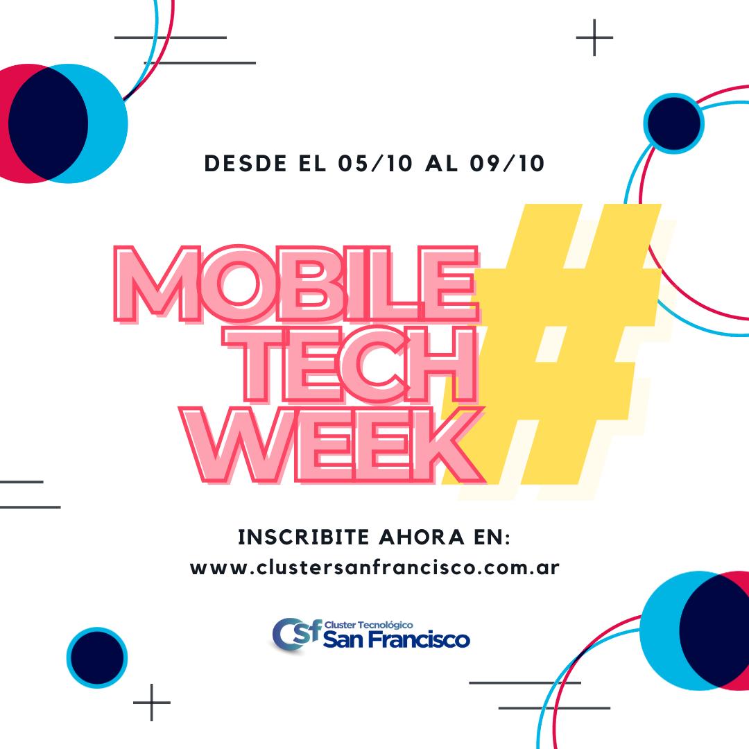 Mobile Tech Wek