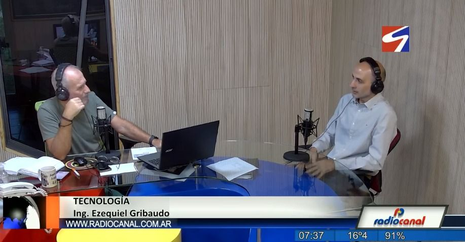 Entrevista al Ing. Ezequiel Gribaudo Director en ITech3D-Ingeniería sobre TECNOLOGÍA DE LA GENTE